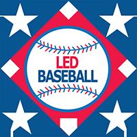 LED Baseball